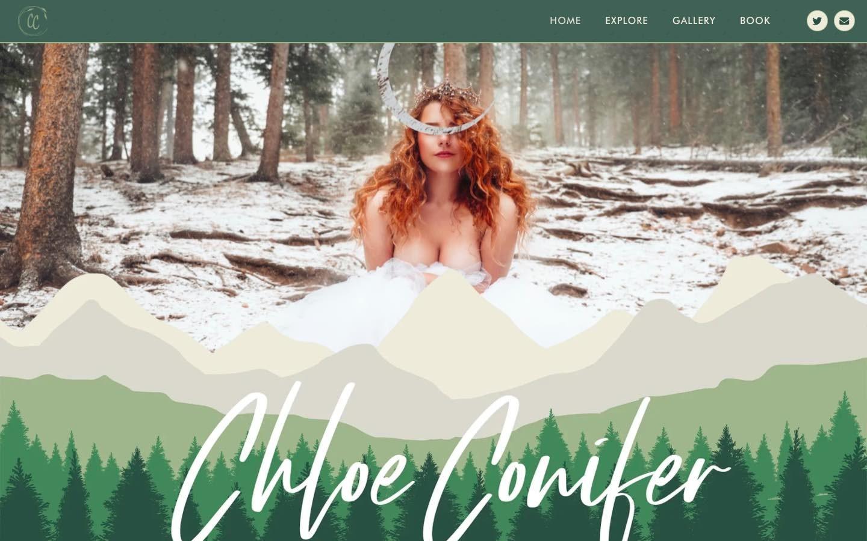 chloe-conifer-website