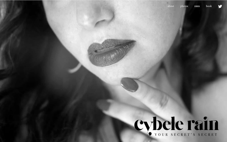 cybele-rain-website